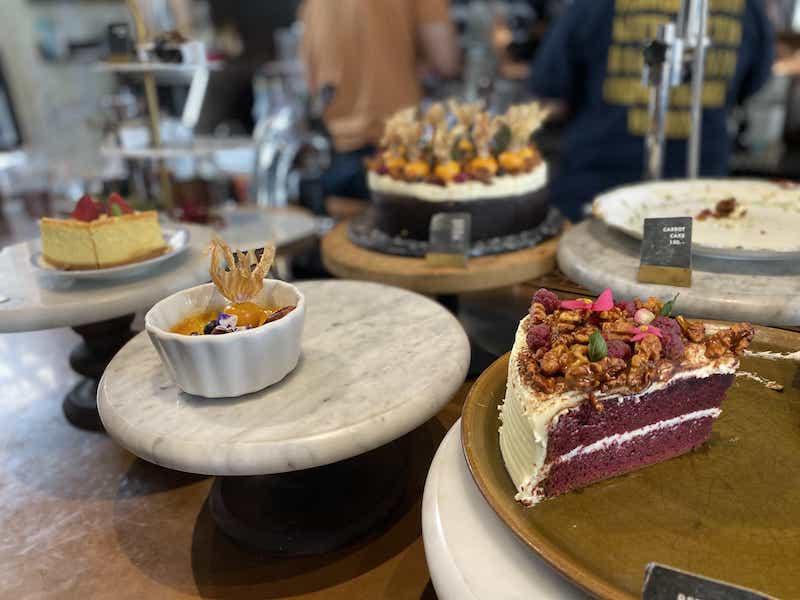 様々な可愛いケーキ